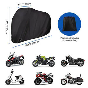 3XL Motorcycle Storage Rain Dust Cover For Harley Davidson Street Glide Touring