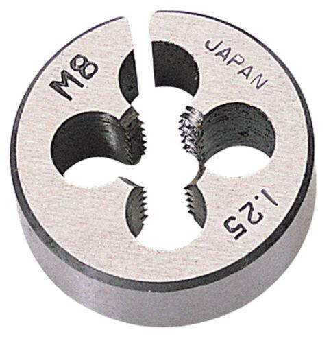 "GENUINE DRAPER 1/"" Outside Diameter 8mm Coarse Circular Die83810"