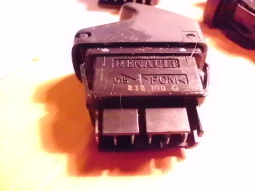 Megane, Kangoo etc Renault Window switch  838100G