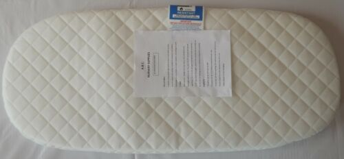 DELUX QUILTED PRAM MATTRESS FITS Cosatto Giggle CARRY COT ALL MODEL