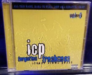 Insane-Clown-Posse-Forgotten-Freshness-vol-6-CD-icp-twiztid-esham-abk-rare