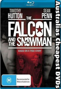 The-Falcon-And-The-Snowman-BLU-RAY-NEW-FREE-POSTAGE-WITHIN-AUSTRALIA