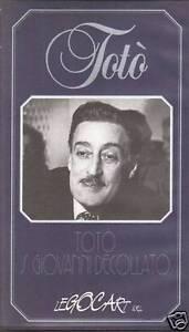 Toto-039-S-GIOVANNI-DECOLLATO-1940-VHS