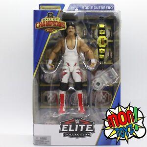 WWE-Hall-of-Champions-Eddie-Guerrero-Elite-Action-Figure-Mattel-Exclusive-HTF