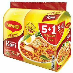 NESTLE-MAGGI-CURRY-1-5-PACK-INSTANT-NOODLE-ORIGINAL-FROM-MALAYSIA