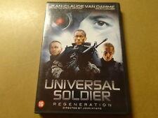 DVD / UNIVERSAL SOLDIER (JEAN-CLAUDE VAN DAMME)