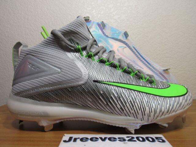 455cb94de604 Nike Zoom Trout 3 Luminescent ASG Metal Baseball Cleats 844627-031 Men 9
