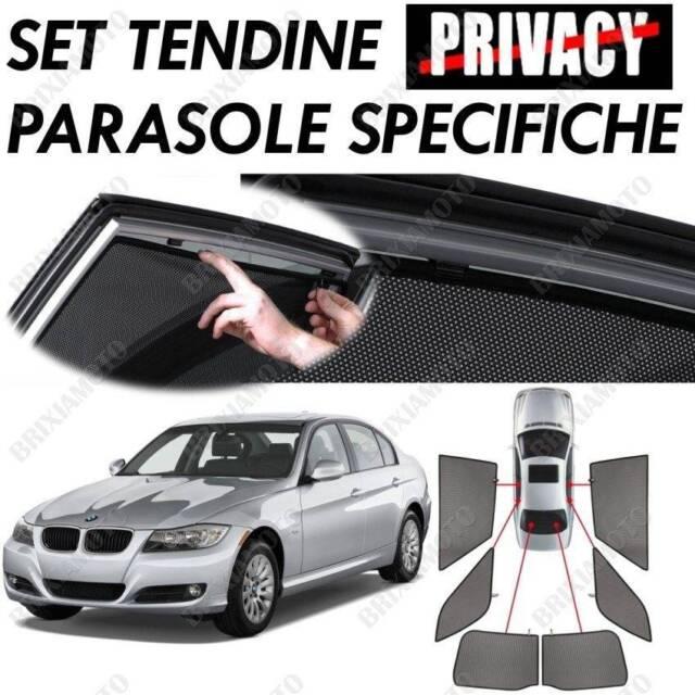 CORTINAS ESPECÍFICAS PUERTAS TRASERAS POR BMW SERIE 3 (E90) 4P (03/05>01/12)