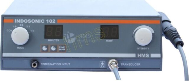 Professional Use Ultrasound Therapy Device 1 MHz Suitable Underwater Model R@