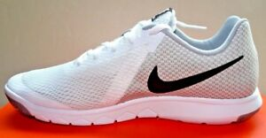 new concept a6a62 fd449 Athletic Shoes NIKE Flex Experience RN 6 Men s Running Shoes 881802-100  White Wolf Grey NWD ...