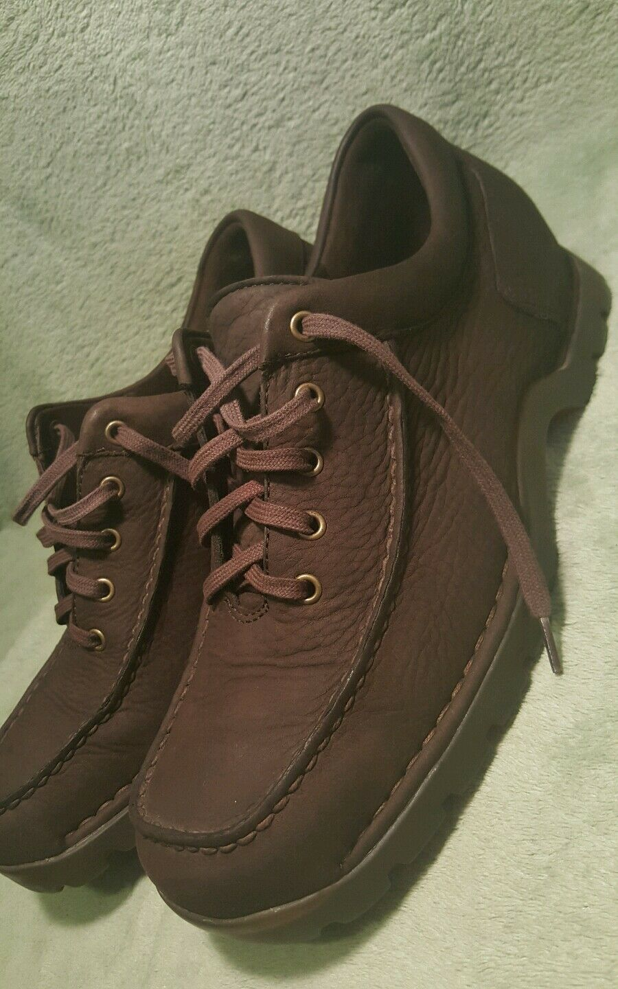 Cole Haan Country Country Haan Nubuck  Chocolate Casual Mens Size 9 M 44ed04