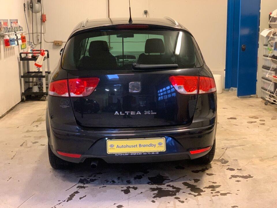 Seat Altea XL 1,9 TDi Stylance Van Diesel modelår 2007 km