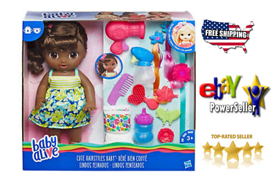 Baby Alive Cute Hairstyles Baby ***Brand New with Free Shipping ...
