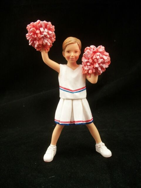 girl w basket 3097 1//12 scale Houseworks figurine Victoria Resin Doll