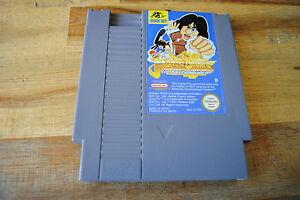 Jeu-JACKIE-CHAN-039-S-ACTION-KUNG-FU-pour-Nintendo-NES