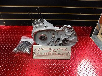 01 - 10 BUELL BLAST 500 OEM ENGINE CASES MATCHING SET WITH HARDWARE BB8