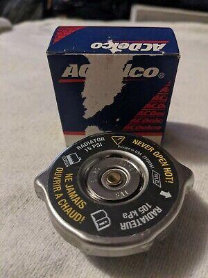 Radiator Cap  ACDelco GM Original Equipment  RC96