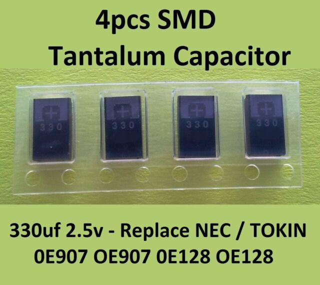 TOKIN 0E907 OE907 CONDENSATORE Proadlizer IC Chip cod 11 NEC