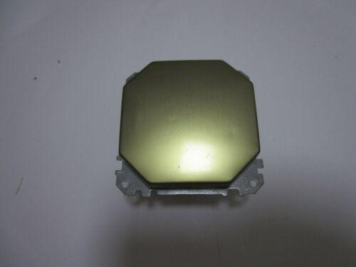 plus Wippe Bronze  Octocolor  gebraucht Merten  Wechselschalter K2