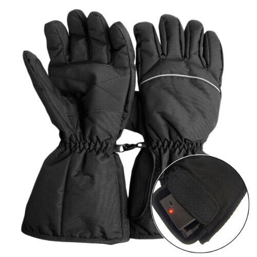 HOT Beheizbare Motorradhandschuhe Winter Motorrad Fahrrad Handschuhe Wasserdicht