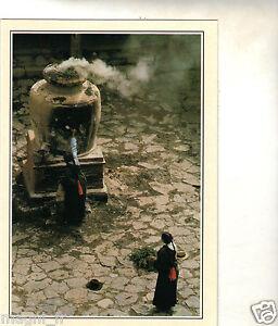 China-cpsm-LABULENG-SI-Kloster-Angebote-zu-Buddha-H6436