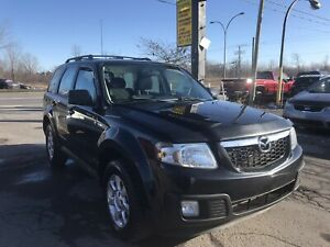 MAZDA TRIBUTE AWD 4 CYLINDRES IMPECCABLE