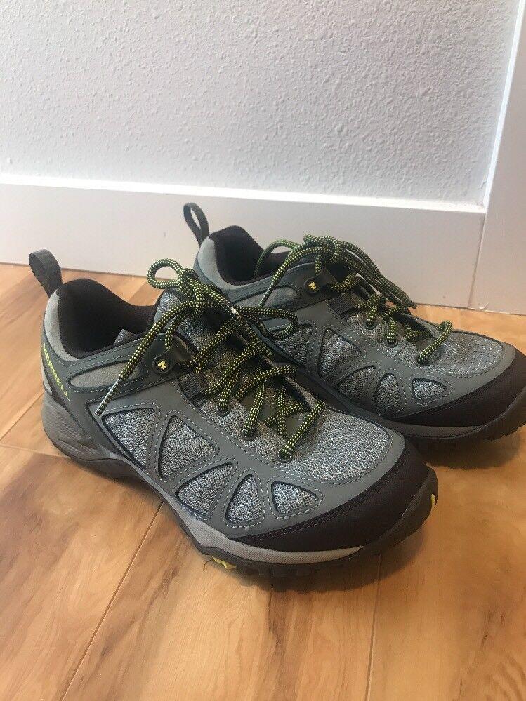 New Merrell Womens Siren Sport Q2 Mesh Vibram Athletic Trail Hiking Shoes 6.5