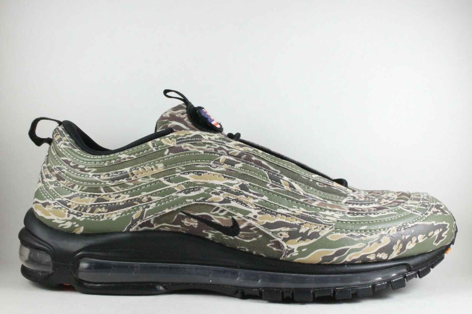 Nike Air Max 97 Country Camo USA size 12