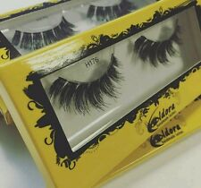 Eldora False Eyelashes  h176Lash Strip Eyelash multiple wears 3d lashes