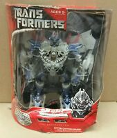 Rare Transformers Movie Decepticon Megatron Leader Class Action Figure 2007 Misb