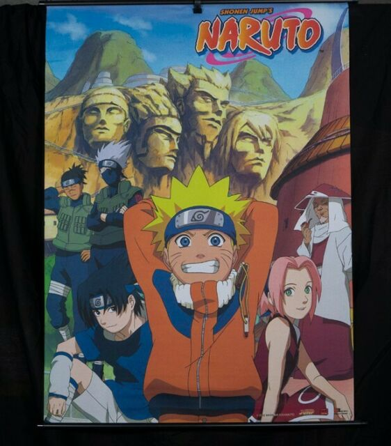Naruto Shippuden Minato poster wall art decor photo print 16x24 20x30 24x36