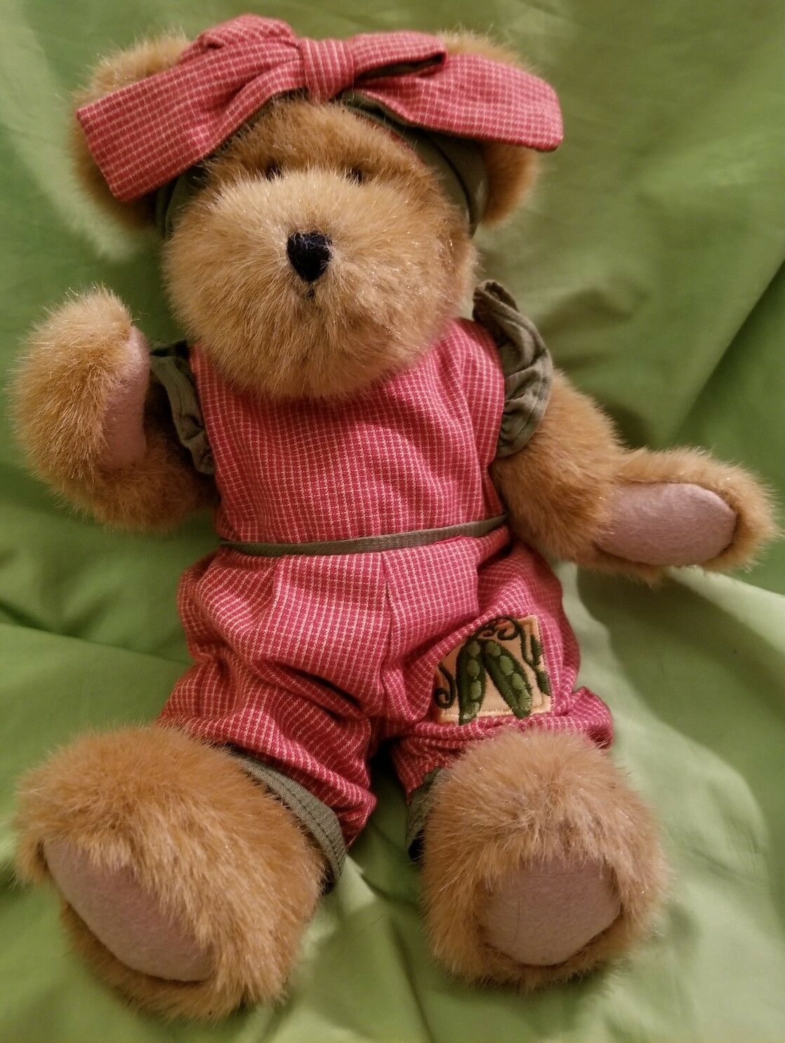 Boyds Bears Lindsey Lou McVeggie  99003V QVC Exclusive Animal Plush Stuffed Animal Exclusive 12