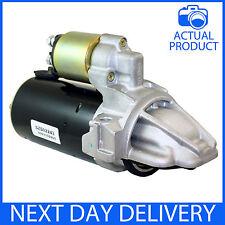 NUOVO rmfd GENUINE STARTER MOTOR Citroen / Fiat / TRANSIT MK7 / PEUGEOT