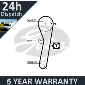 Gates-Timing-Belt-Fits-Daihatsu-Hijet-Charade-Terios-1-3-5-Year-Warranty-G2667