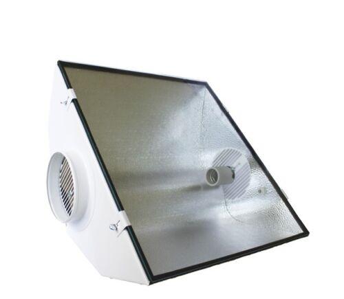 SPUDNIK Air-Cooled-Reflektor NDL Natriumdampflampe 400W 600-Watt Miro-9 Ø125mm