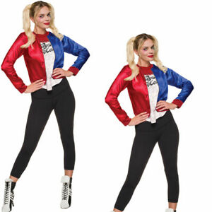 Harley Quinn Suicide Squad adult womens Halloween costume