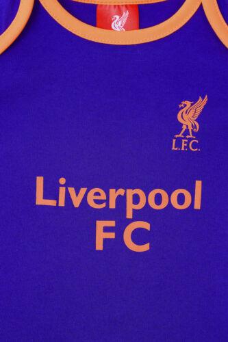 Officiel Liverpool Football Club Lot de 2 body