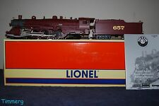 Lionel 6-11338 Alton Limited Legacy Scale 4-6-2 Pacific Steam Locomotive #657 **