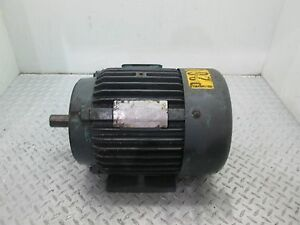 Reliance electric motor jhy752fha 7 5 hp 3480 rpm 230 460v for 7 5 hp 3 phase motor