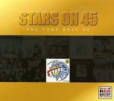 Very Best of Stars on 45 [Red Bullet] by Stars on 45 (CD, Jul-2002, Red Bullet)