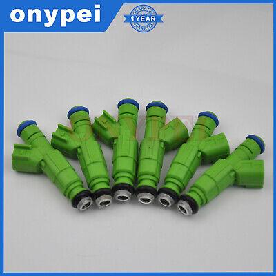 6pcs Fuel Injectors For Dodge Caravan Chrysler Town /& Country 3.3 V6 0280156007