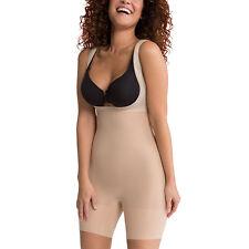 9f6990d1f8e83 item 4 Spanx Shape My Day Open Bust Mid Thigh Bodysuit Slimming Shapewear  Bodyshaper -Spanx Shape My Day Open Bust Mid Thigh Bodysuit Slimming  Shapewear ...