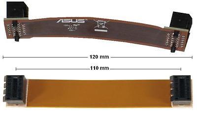 Inventivo Asus 12cm Sli Bridge Ponte Flessibile Lungo 120mm Nuovo Ovp- Paghi Uno Prendi Due
