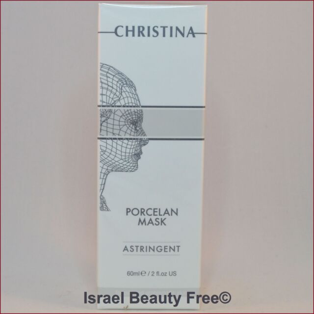 Christina Porcelan Astringent Mask for oily skin 60 ml