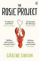 THE ROSIE PROJECT / GRAEME SIMSION 9781405912792