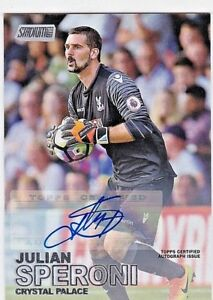 Julian-Speroni-2016-Topps-Stadium-Club-Premier-League-Sammelkarte-Autograph
