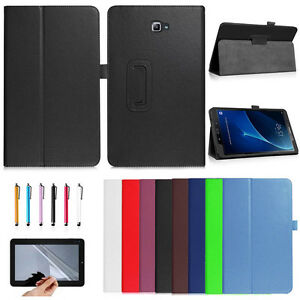 AU-For-Samsung-Galaxy-Tab-A-A6-7-034-8-0-10-1-034-Tablet-Flip-Leather-Smart-Cover-Case