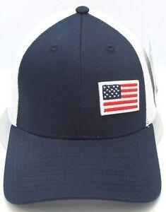 USA Cap Hat U.S United States American Flag Stars Stripes Map Caps Hats NWT