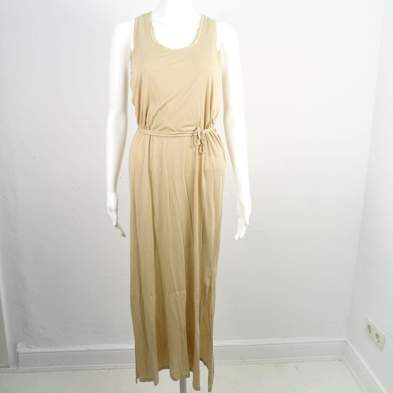 b0a0585c0e4 Hondrocream ist die Schnellste PATRIZIA PATRIZIA PATRIZIA PEPE Kleid Gr. 34 Damen  Beige Ärmellos c62448