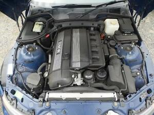 bmw z3 engine petrol 2 0 m52 e36 7 05 99 10 00 99 00 ebay. Black Bedroom Furniture Sets. Home Design Ideas